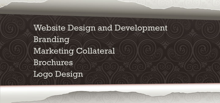 Branding and Marketing, Website Design, Website Development, Brochures, Digital Presentations